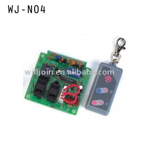 WIRELESS REMOTE AC POWER CONTROLLER